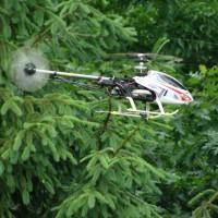 Mini-Titan Helicopter e325 Upgrades with Phoenix 45 and Scorpion HK-2221-8