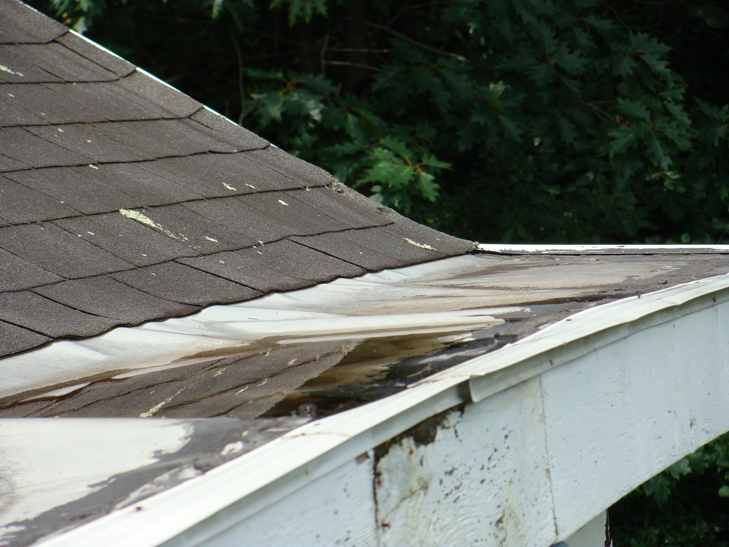 More Fun With The Leaking Yankee Gutters Jon S Home Blog