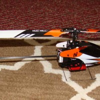 Heli-Max Novus CP R/C Helicopter