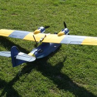 Guan Li Catalina First FPV Flight (sorta)