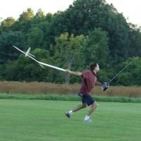Spirit 100 Glider – First FPV Flights – OT's Discus Launch Glider