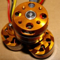 Trying Out Some Low Cost Outrunner Brushless Motors from eBay